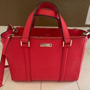 Kate Spade Tote / leather purse
